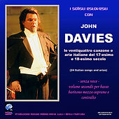 24 Italian Songs and Arias - Backing Tracks - Volume 2 - Low Keys von John Davies