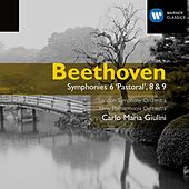 Beethoven: Symphonies Nos. 6, 8 & 9 by Various Artists