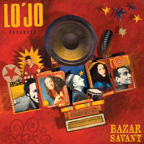 Bazar Savant by Lo' Jo