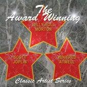 The Award Winning Jelly Roll Morton, Scott Joplin and Winifred Atwell von Various Artists