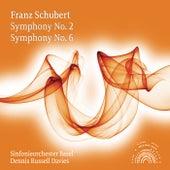 Schubert: Symphonies Nos. 2 & 6 by Sinfonieorchester Basel
