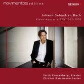 J.S. Bach: Piano Concertos, BWV 1052-1058 (Movimentos Edition) by Yorck Kronenberg