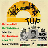 Treasure Isle Top Rock Steady by Various Artists