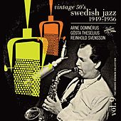 Vintage 50's Swedish Jazz Vol. 9 1949-1956 by Various Artists