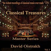 Classical Treasures Master Series - David Oistrakh, Vol. 3 by Various Artists