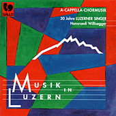 Musik in Luzern: A Capella Chormusik (A Capella Choir Music) by Luzerner Singer