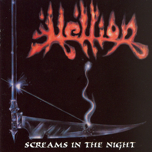 Screams In The Night by Hellion