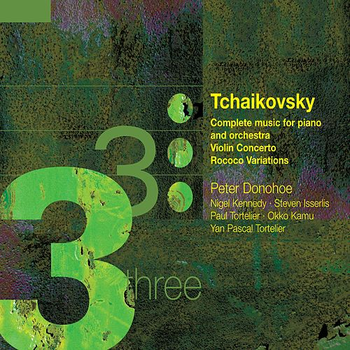 Tchaikovsky: Piano Concertos by Various Artists