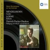 Mendelssohn: Lieder . Loewe: Ballads by Various Artists