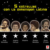 Cinco Estrellas Con La Dimension Latina by Dimension Latina