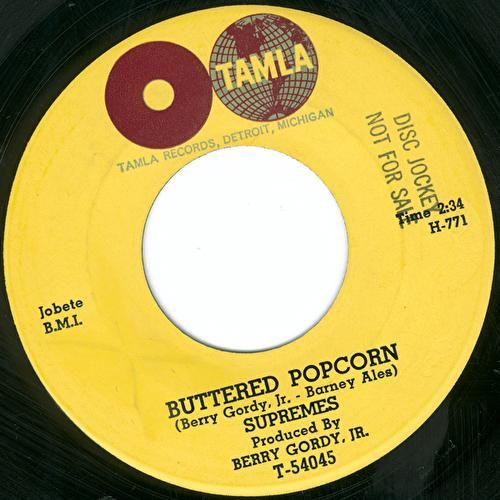 Buttered Popcorn - MotownSelect.com by The Supremes