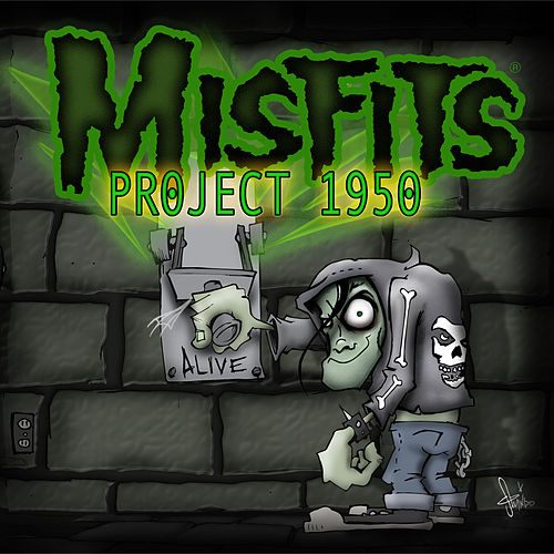 Project 1950 (Expanded Edition) von Misfits