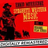 Ennio Morricone : Spaghetti Western Music Vol. 1 (Original Film Scores) by Ennio Morricone