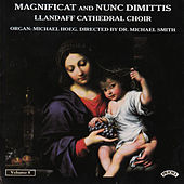 Magnificat & Nunc Dimittis Vol. 8 by Llandaff Cathedral Choir