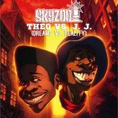 Theo vs. JJ (Dreams vs. Reality) by Skyzoo