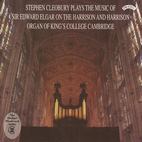 Music of Sir Edward Elgar / Organ of King's College, Cambridge by Stephen Cleobury