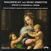 Magnificat & Nunc Dimittis Vol. 12 by Ripon Cathedral Choir