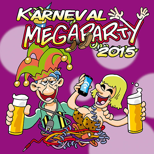 Karneval Megaparty 2015 by Karneval!