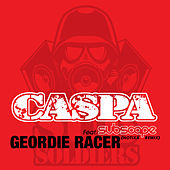 Geordie Racer (Notixx Remix) [feat. Subscape] by Caspa