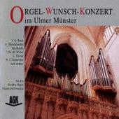 Orgel-Wunsch-Konzert im Ulmer Münster by Friedrich Fröschle
