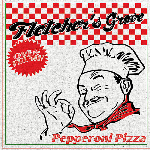 Pepperoni Pizza by Fletcher's Grove