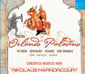 Haydn: Orlando Paladino by Nikolaus Harnoncourt