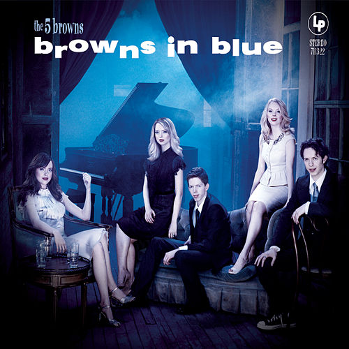Browns In Blue by Various Artists
