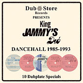 King Jammys Dancehall Dubplates 1985 to 1993 - 10 Singles Set by Various Artists