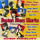 Boston Blues Works, Vol. 1 by Various Artists