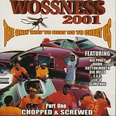 The Only Way To Beat Us To Cheat Us Pt. 1 (Chopped & Screwed) by Woss Ness