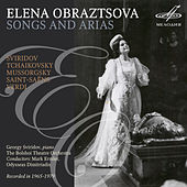 Sviridov, Mussorgsky, Tchaikovsky, Verdi, Saint-Saëns: Songs and Arias by Various Artists
