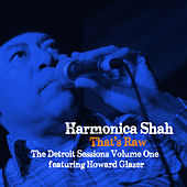 That's Raw - The Detroit Sessions Volume One by Harmonica Shah