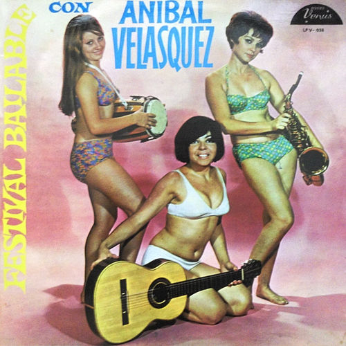 Festival Bailable Con Anibal Velasquez by Anibal Velasquez
