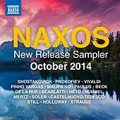 Naxos October 2014 New Release Sampler by Various Artists