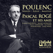 Poulenc -- Pascal Rogé et ses amis by Various Artists