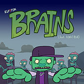 Brains by Klaypex