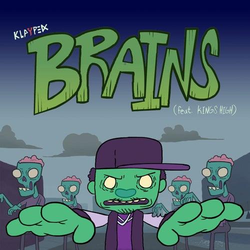 Brains by Klaypex