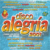 Disco Alegría 2001 by Various Artists