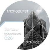 Microburst by Rick Sanders