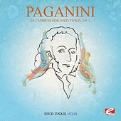 Paganini: 24 Caprices for Solo Violin, Op. 1 (Incomplete) [Digitally Remastered] by Sergei Stadler