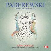 Paderewski: Minuet in G Major, Op. 14/1 (Digitally Remastered) by Ilmar Lapinsch