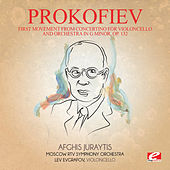 Prokofiev: First Movement from Concertino for Violoncello and Orchestra in G Minor, Op. 132 (Digitally Remastered) by Afghis Juraytis