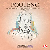 Poulenc: Chansons Gaillardes, Song Cycle for Voice and Piano, Fp 42 (Digitally Remastered) by Rainer Pachner