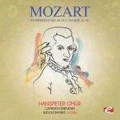 Mozart: Symphony No. 46 in C Major, K. 96 (Digitally Remastered) by Hanspeter Gmür