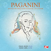 Paganini: Sonata for Violin and Guitar No. 2 in G Major, Op. 3 (Digitally Remastered) by Andrei Garin