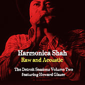 Raw and Acoustic - The Detroit Sessions Vol. Two by Harmonica Shah