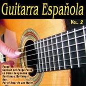 Guitarra Española Vol. 2 by Various Artists