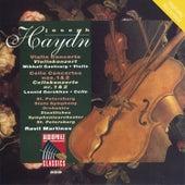 Haydn: Violin Concerto No. 1 - Cello Concertos Nos. 1 & 2 by Various Artists