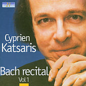 Bach Recital Vol.1 by Cyprien Katsaris