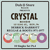 Derrick Harriott Reggae & Roots 1971 to 1977 - 10 Singles Set Pt. 4 by Various Artists